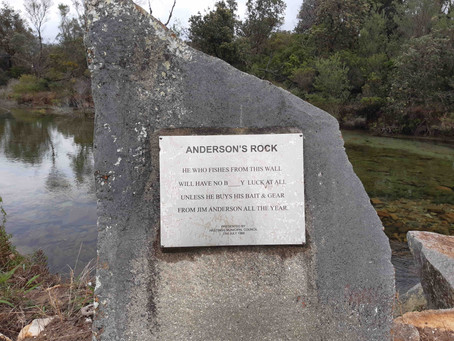 Anderson Rock, Camden Haven