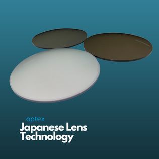 Optex uses Japanese Lens Technology