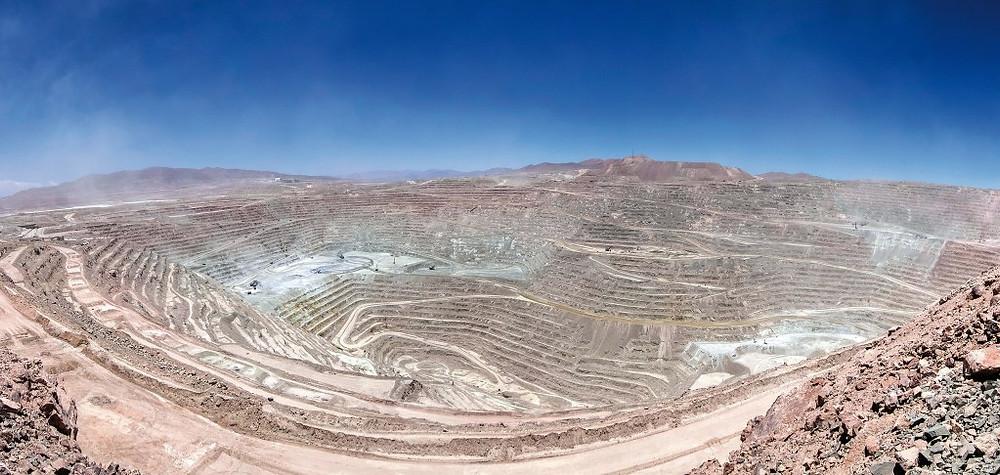 Escondida Mine(source: www.bhp.com). Samso Insights