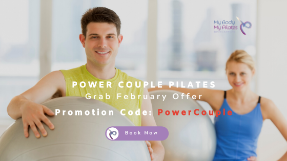 Grab February Power Couple Pilates Offer by My Body My Pilates