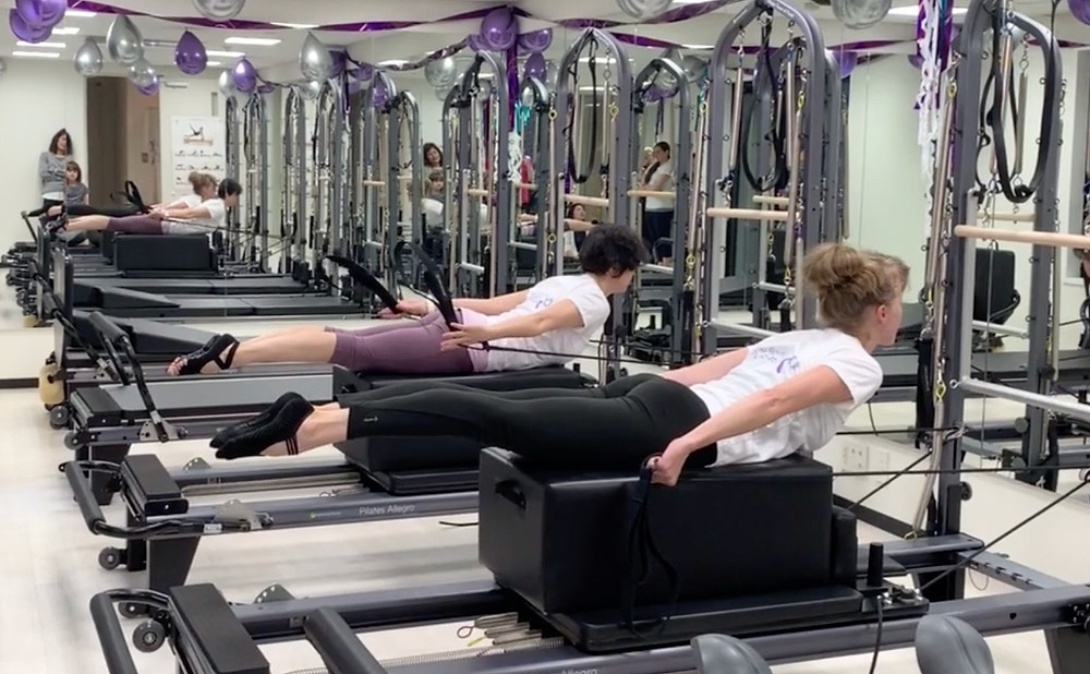 My Body My Pilates also offers prenatal and postpartum Pilates classes