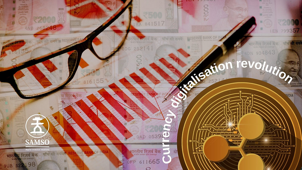 The digitisation of currency will revolutionalise the way we invest in Cryptocurrency, Coffee With Samso Episode 55
