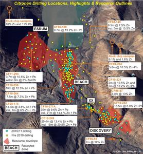 Ironbark Zinc Limited Project Location. (source: Ironbark Zinc Limited)