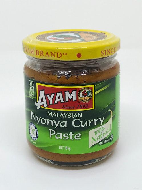 Nyonya Curry Paste