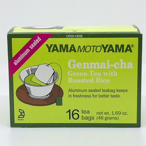 Yama Green Tea with Roasted Rice