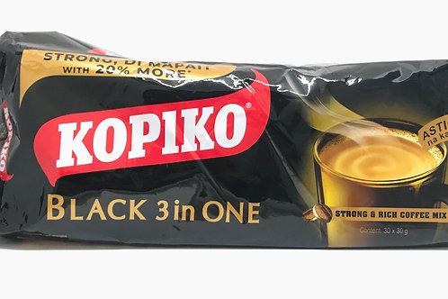 Kopiko Black 3 in 1
