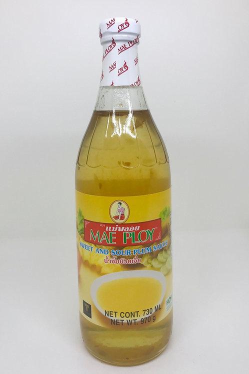 SweetSour Plum Sauce