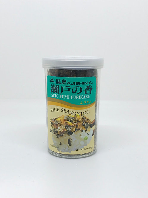 Seto Fumi Furikake Rice Seasoning