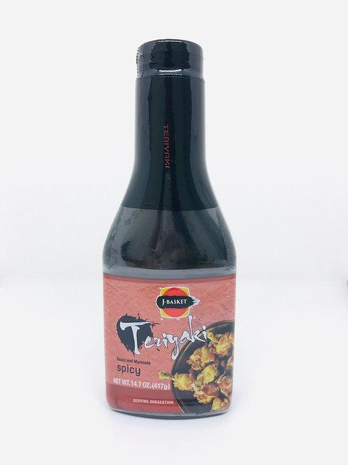 Teriyaki Sauce and Marinade Spicy