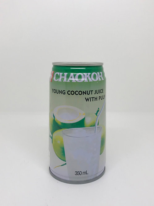Young Coconut Juice with Pulp
