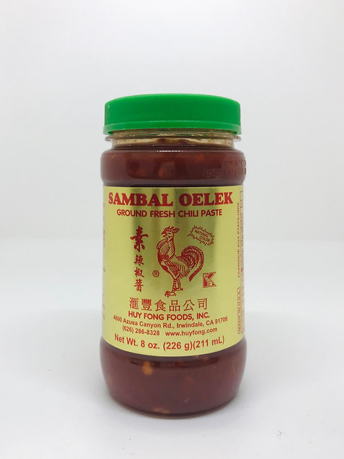 Ground Fresh Chilli Paste