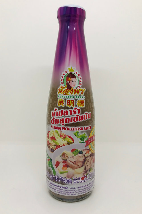 Strong Pickled Fish Sauce