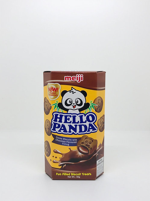 Hello Panda Cocoa Biscuits
