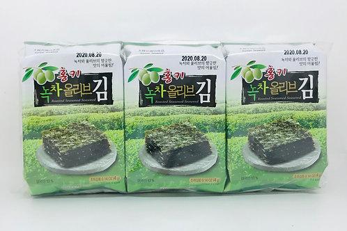 Roasted Seasoned Seaweed