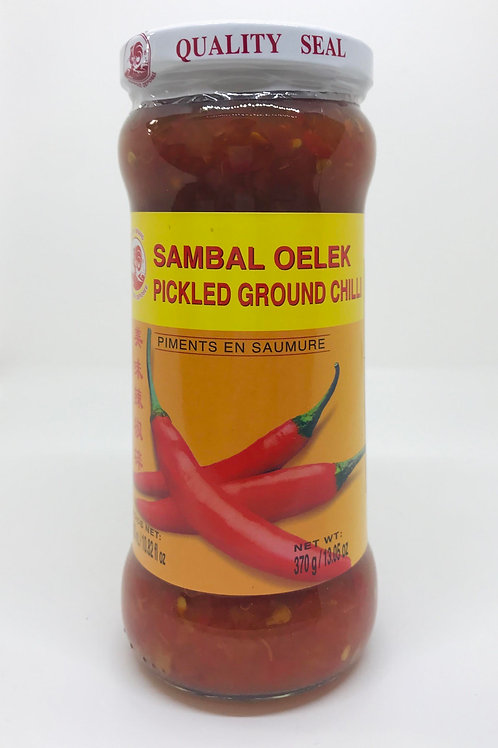 Pickled Ground Chilli