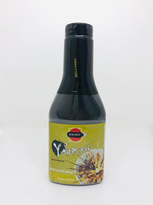 Yakitari Sauce and Marinade