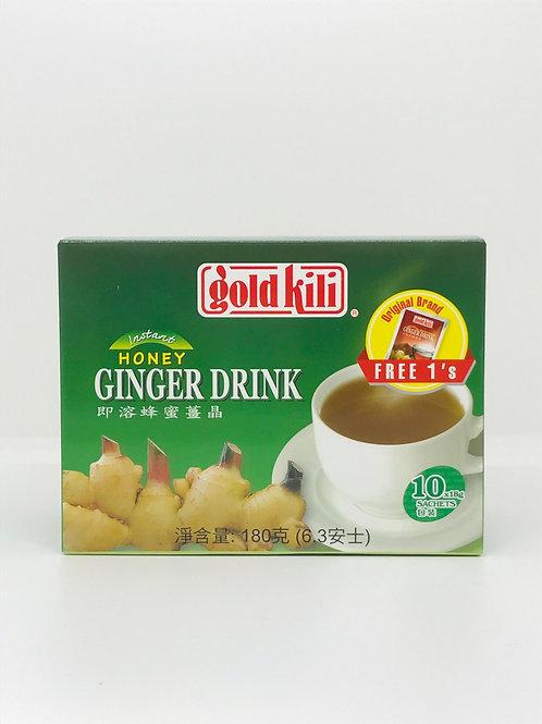 Honey Ginger Drink