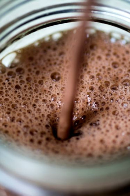 Chocolate Raw Milk