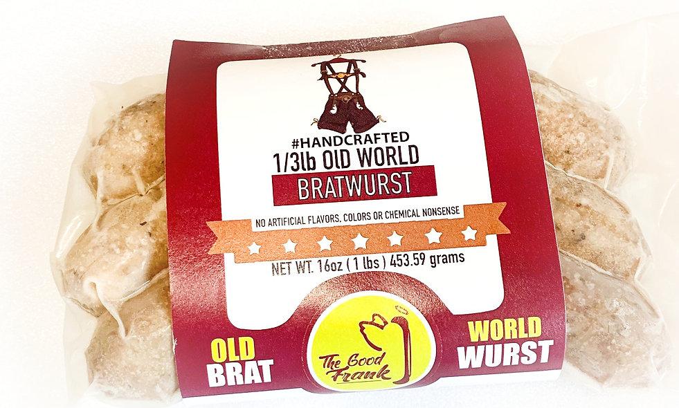 Bratwurst PICNIC PACK -12 ct