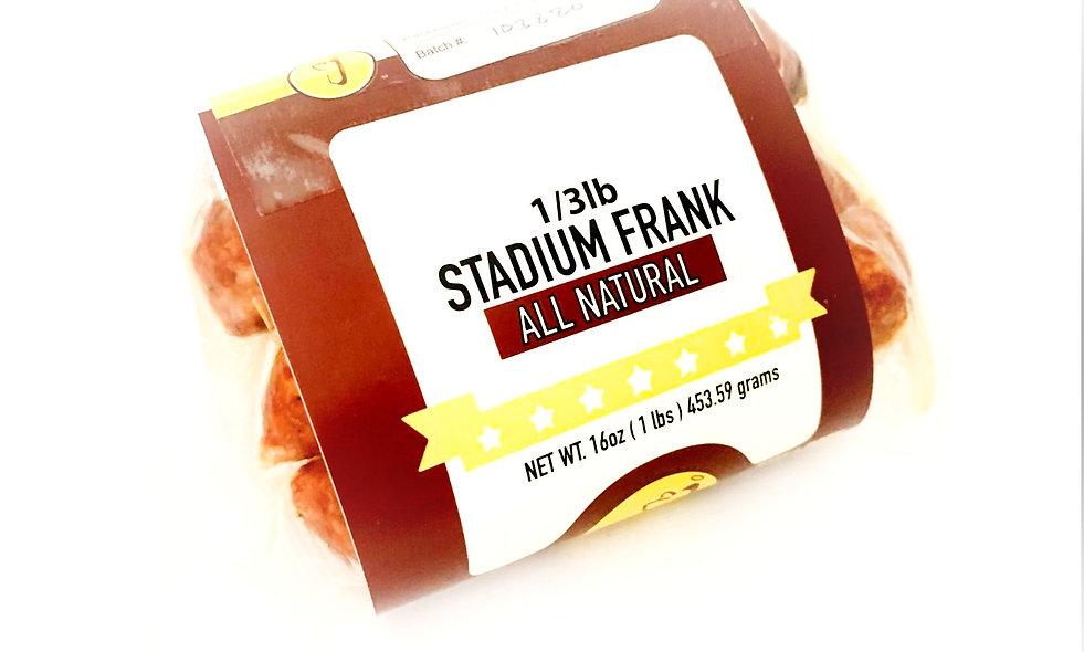 1/3lb Stadium Frank
