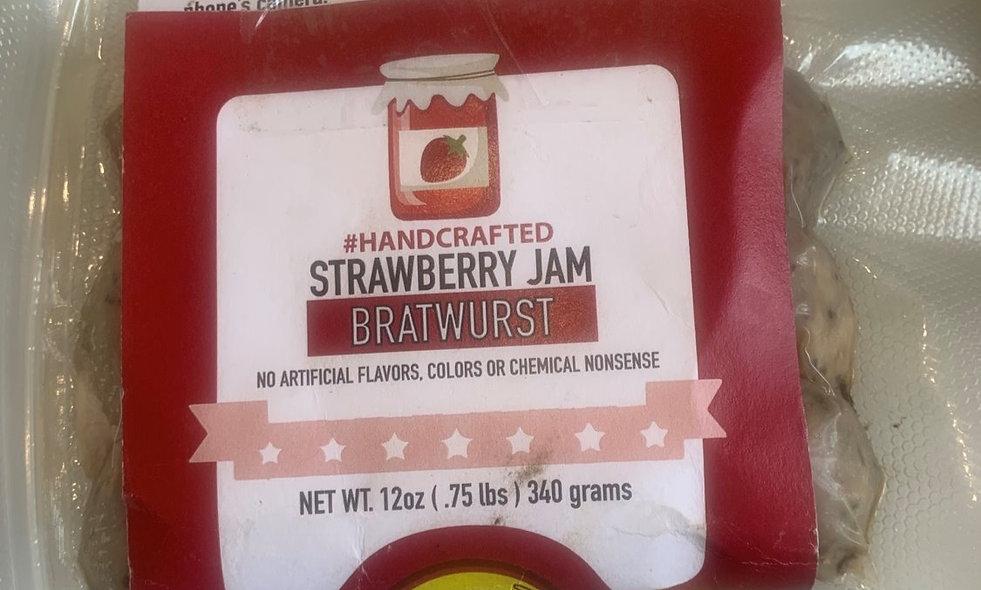 Strawberry Jam Bratwurst