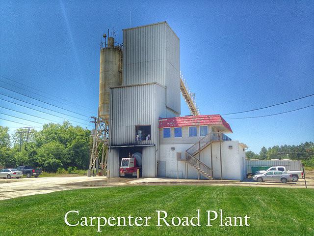Carpenter Rd Plant