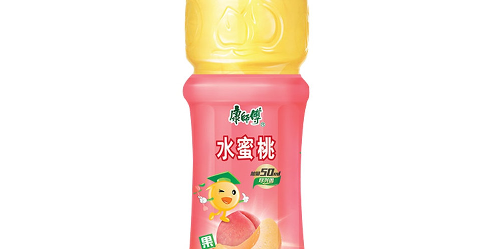 康师傅 水蜜桃 500ml