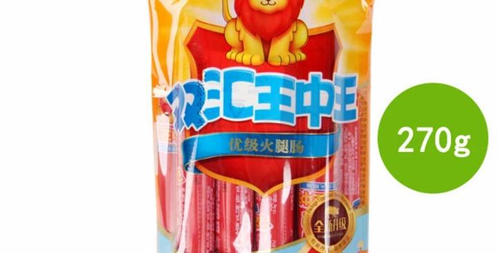 双汇 王中王火腿肠 270g