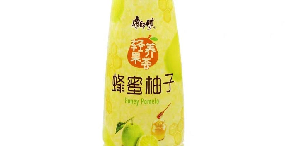 康师傅蜂蜜柚子
