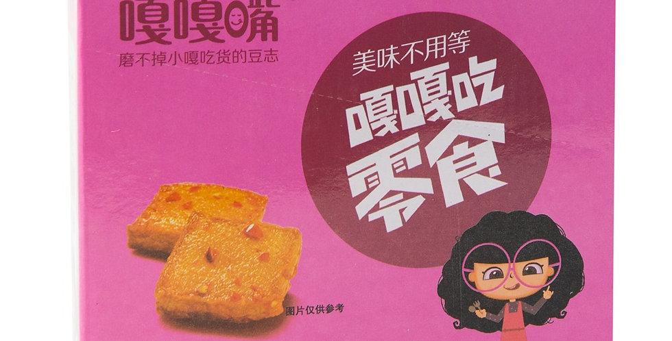 嘎嘎嘴 鱼豆腐 蟹香味 20包入