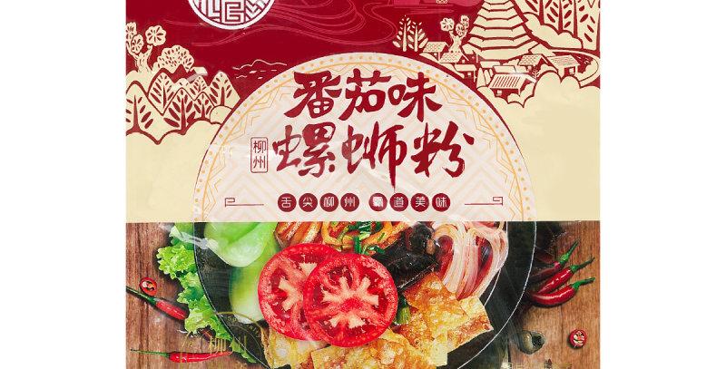 螺霸王 螺蛳粉 番茄味 290g