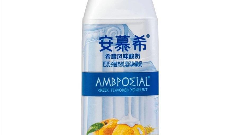 安慕希黄桃燕麦(200g)