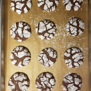 Chocolate Malted Pixies
