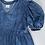Thumbnail: Vestido flowy mezclilla oscura