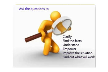 POWERFUL QUESTIONS - every highly effective business leader needs to know
