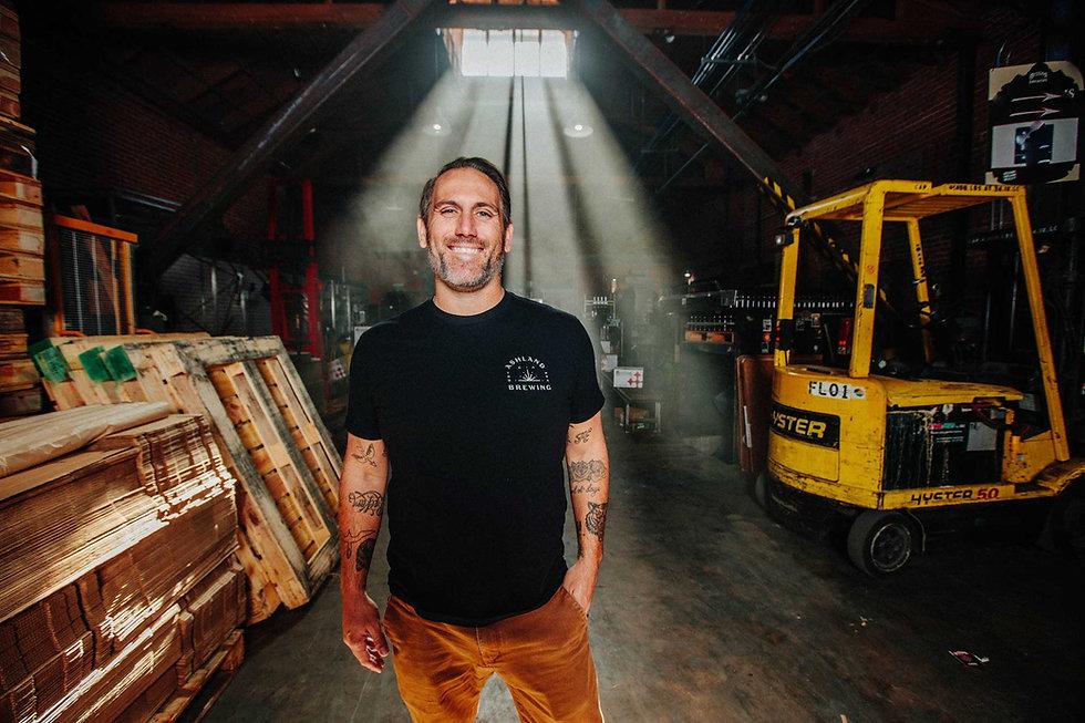 Josh Landan Founder CEO Ashland Hard Seltzer