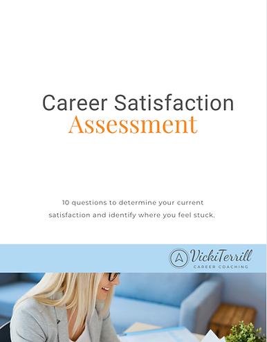 Career Satisfaction Assessment
