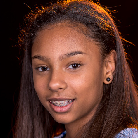 Alicia, 14, Ghana / Jamaika / Schweiz