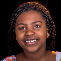 Kiara, 11, Kamerun
