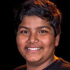 Omkar, 12, Indien