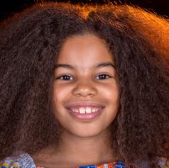 Imogen, 9, Äthiopien / Jamaika / Schweiz