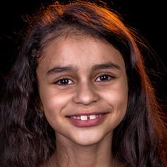 Imani, 8, Schweiz / Togo / Türkei
