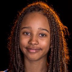 Anne-Sophie, 12, Kamerun / Schweiz