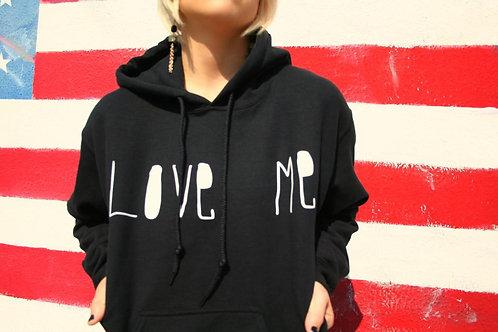 Love Me, Love Me Not Pull-Over Hoodie