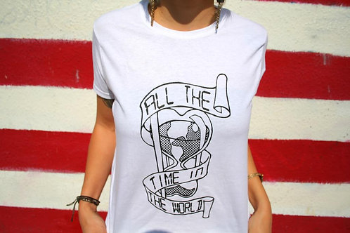 All The Time In The World Tee