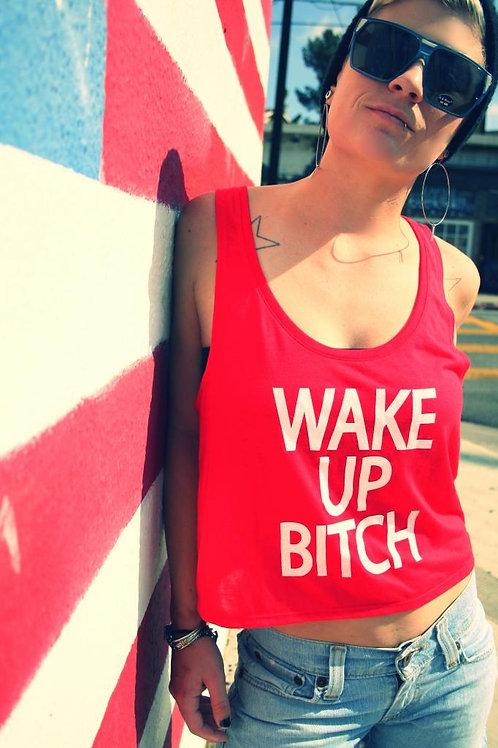 WAKE UP Tank