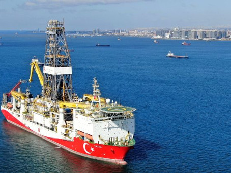 Turkey made the largest natural gas discovery in its history in the Black Sea.