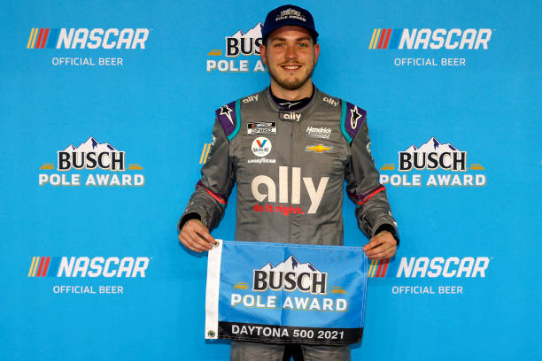 Bowman Daytona 500 Pole