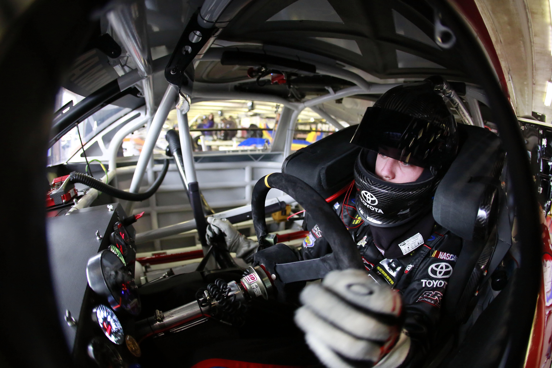 Alex Bowman NASCAR Cup Driver