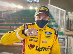McDowell Daytona 500 Champion